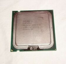 PENTIUM D 945 CPU PROCESSORE INTEL SOCKET 775 DUAL CORE 3.4 GHZ + PASTA TERMICA