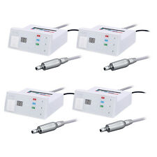 4X Dentist LED Electric Handpiece Brushless Micro Motor System 1:1/1:5/16:1 EK-A
