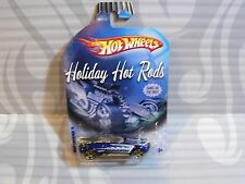 2010 HOT WHEELS '' HOLIDAY HOT RODS'' = WHIP CREAMER II = BLUE