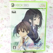 USED Xbox 360 Memories Off pinky memory of Normal Edition 34463 JAPAN IMPORT