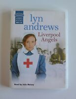 Liverpool Angels - by Lyn Andrews - MP3CD - Audiobook