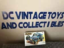 The Fox Junior Model Kit 80s Version of Tamiya Made By Glacier-New Open Box Look