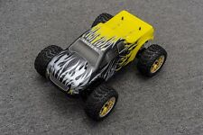 1/10 NitroGas Infinitive Monster Racing Off Road ARTR Truck Yellow - Refurbished