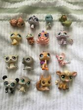 Littlest Pet Shop Lps LOT Of 16  Loose