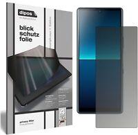 Film de protection d'écran pour Sony Xperia L4 Protecteur de Confidentialité