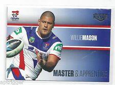2014 NRL Elite Master & Apprentice (MA 15) Willie MASON Knights