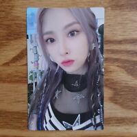 Yunkyoung Official Photocard Rocket Punch 3rd Mini Album Blue Punch Genuine Kpop