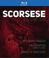 SCORSESE COLLECTION: Quei bravi ragazzi,The Departed,Gangs of BLURAY DL000991