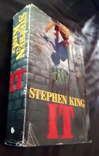 STEPHEN KING -  IT - PRIMA EDIZIONE ITALIANA EUROCLUB 1988- CARTONATO- HORROR