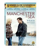 Manchester by the Sea [DVD] with Slipcover NEW Usually ships in 12 hours!