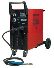 Sealey Professional Gas/No-Gas MIG Welder 250Amp with Euro Torch MIGHTYMIG250