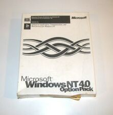 Microsoft Windows NT 4.0 Option Pack New Sealed