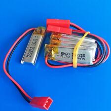 5 pcs 180mAh 3.7V Li Po Battery for Headset Bluetooth 501235 SYP 2pin Connector