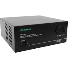 OZStock 33a CONT 36a Max 13.8vdc Power Supply Bench Top Black