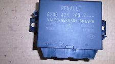 RENAULT MEGANE 2007 PARKING ECU MODULE 8200424263 / 601.948