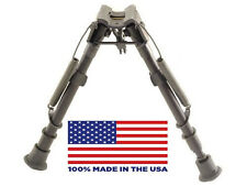 """HBLM Harris Bipod - Extends from 9"""" to 13"""" - Notched legs - 100% Made in USA"""