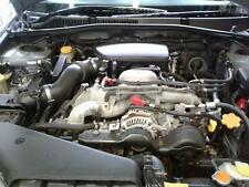 SUBARU LEGACY EJ25 - 2.5 NON TURBO ENGINE - SOLD COMPLETE