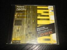 Roland Card  Set SL-JD80-03 Rock Drums SL JD80 03 SLJD