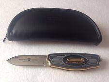 Franklin Mint Broadway Limited Pennsylvania Railroad Folding Pocket Knife New