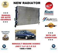 für Renault Megane Scenic Ja0/1 1.4 1.6 1.9 2.0 1996>1999 Kühler OE-Qualität