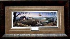 "Deer Valley By Mark Daehlin Framed John Deere Farm Print  23/"" x 13/"""