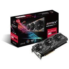 ASUS Radeon RX 580 STRIX T8g Gaming 8192 MB Gddr5