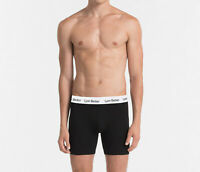 Mens Boxers Briefs Trunks Underwear Soft-touch Jersey Cotton Stretch Low Rise
