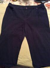 3d85e3009d3 Basic Editions Cotton Blend Plus Size Pants for Women