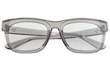 Sixty One Delos Polarized Sunglasses - Grey/Clear