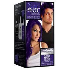 Splat Rebellious Colors Semi-Permanent Hair Dye, Purple Desire