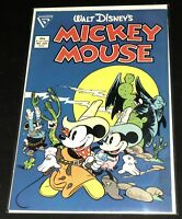 ☆☆ Mickey Mouse #229 ☆☆ (Gladstone) High Grade FREE Shipping
