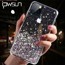 GLITTER womens unisex phone case/cover protecter for multiple iphones