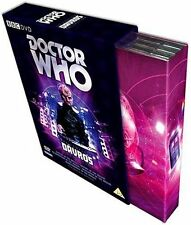 DOCTOR WHO THE COMPLETE DAVROS COLLECTION DVD LIMITED EDITION BOXSET 717/10000