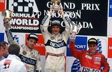 THIERRY BOUTSEN Williams FW12C WINNER CANADIAN GRAND PRIX 1989 fotografia 3