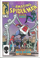 Amazing Spider-Man # 263 Marvel Comics 1st Appearance Normie Osborn / Red Goblin