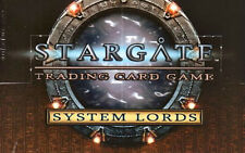 STARGATE TCG CCG SYSTEM LORDS Canopic Jar #142