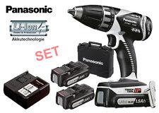 Panasonic EY7441, Ladegerät,2 x 14,4v 1,5Ah-Li-Ion-Akku,neu,Koffer