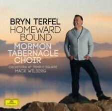 Bryn Terfel The Mormon Tabernacle Choir Orchestra At Temple Square Mack (NEW CD)