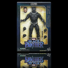 "Marvel Legends Series Hasbro 12"" Inch Black Panther Action Figure NEW UK"