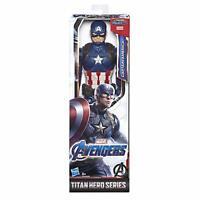 Marvel Avengers: Endgame Titan Hero Series Captain America 30 cm- New & Sealed