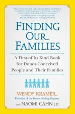FINDING OUR FAMILIES by Wendy Kramer**BRAND NEW**