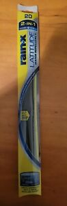 5079277-2 Rain-X New Windshield Wiper Blade Rear Driver or Passenger Side 20inch