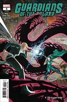 Guardians of the Galaxy #5 Marvel Comics 2020