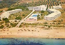 Carte TUNISIE HAMMAMET Hôtel Méditerranée