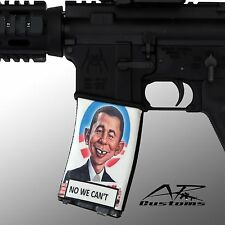 AR Soc: Nobama/ Mag Sock Mag Wraps- Size: Polymer 30rd Mags including PMag AR15
