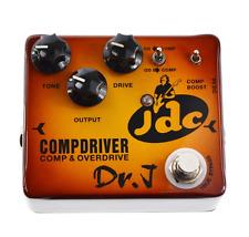 Joyo Dr.J  J-JDC CompDriver Compressor Overdrive Guitar Effects Pedal