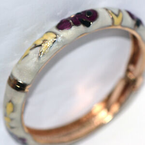 White Womens Vintage Cuff Bangle Bracelet Gold Bracelets Fashion Jewelry 2021