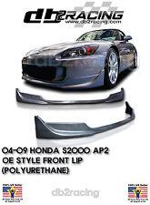 OE-Style Front Lip (Urethane) Fits 04-09 Honda S2000 AP2