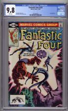 Fantastic Four #235 CGC 9.8 Ego John Byrne Story Art & Cover (1981) HIGHEST