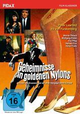 Geheimnisse in goldenen Nylons - Pidax Krimi Klassiker  DVD/NEU/OVP